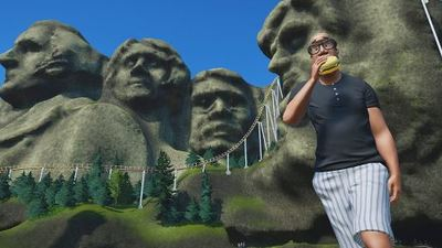 Planet Coaster Alpha 2 now available for PC, adds Terrain Sculpting
