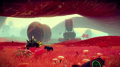 No Man's Sky strategy guide to be sold by Amazon / photo credit: alphr.com