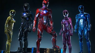 There might be as many as 6 more 'Power Rangers' movies coming