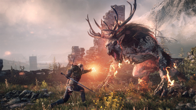The Witcher 3: Wild Hunt will let you scale up enemy difficulty in next update, Patch 1.20