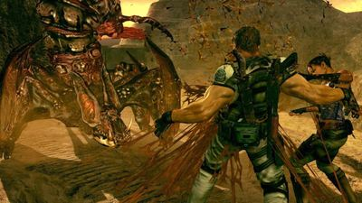 Resident Evil 5 to release on Xbox One, PS4 next month