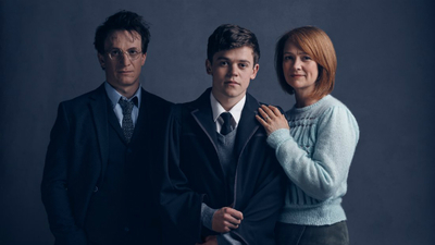 Harry Potter and the Cursed Child's official character portraits have landed / photo credit: Harry Potter Theatrical Productions