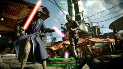 Fallout 4 mods are now available on Xbox One