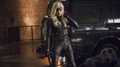 Arrow's Black Canary teases mystery video game
