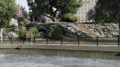Rockstar artists portfolio shows Liberty City allegedly in GTA 5 engine