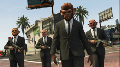 Take-Two CEO says GTA Online won't be around forever / photo credit: Rockstar Games