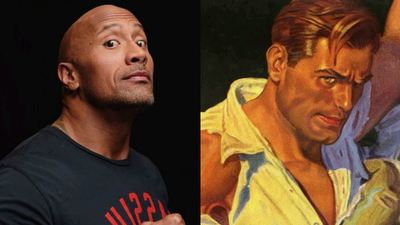 Dwayne Johnson officially cast as Doc Savage