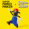 Shaun the Sheep costume coming to Super Mario Maker