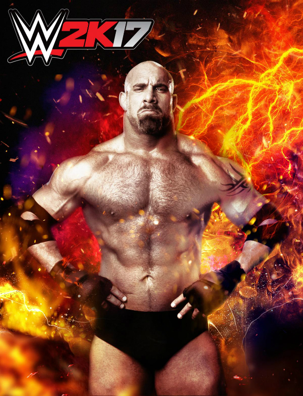 Goldberg says being part of WWE 2K17 is a dream come true / photo credit: wwe.com