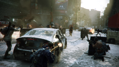 Retailer lists first Season Pass DLC for The Division; Details here