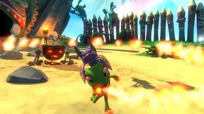 Yooka-Laylee gets E3 2016 trailer and a delay