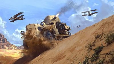 Battlefield 1 concept art gives us a look at what we can expect from the game