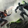 Injustice: Gods Among Us 2 promo art allegedly leaked online