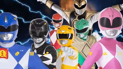 This is the best Mighty Morphin Power Rangers Dynamic PS4 Theme that ever existed