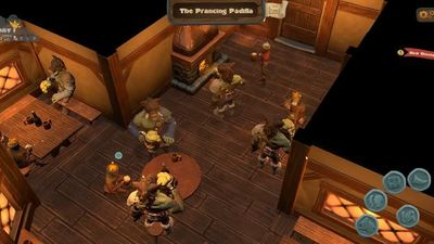 Forego the adventure, run an Epic Tavern instead