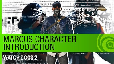 Watch_Dogs 2 protagonist is Marcus Holloway, learn why you'll be playing as him
