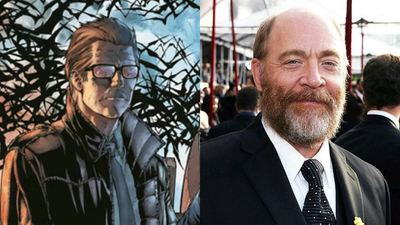J.K. Simmons get jacked for his role as Commissioner Gordon