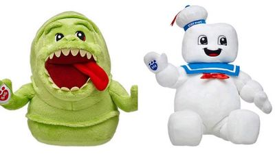 Celebrate Ghostbusters Day with a cuddly surprise from Build-A-Bear
