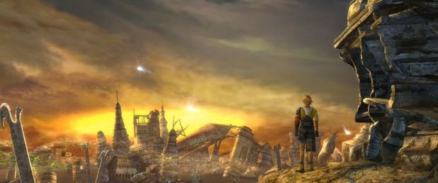 FINAL FANTASY X/X-2 HD Remaster - Feature