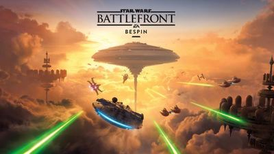 Star Wars Battlefront 'Bespin' DLC gets official release date