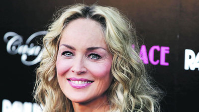 Sharon Stone will play a superhero in an upcoming Marvel movie