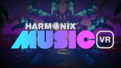 Harmonix Music VR lets you experience a world created by your own music