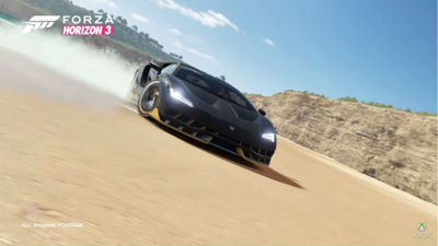 E3 2016: Forza Horizon 3 unveiled with new trailer & release date / photo credit: Xbox E3