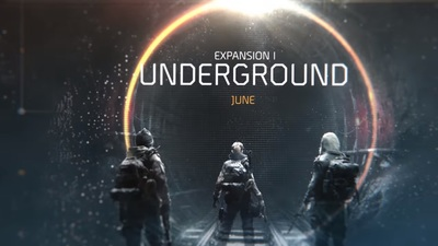 E3 2016: The Division: Underground DLC receives first trailer, playable on Xbox One on June 28