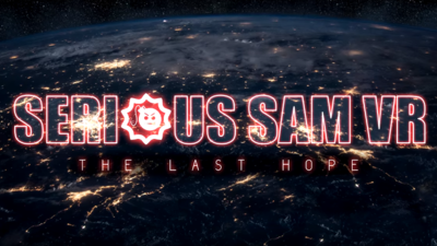 E3 2016: Serious Sam coming to VR