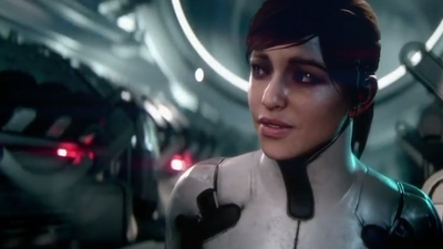 Meet Ryder - Mass Effect Andromeda's main character name revealed