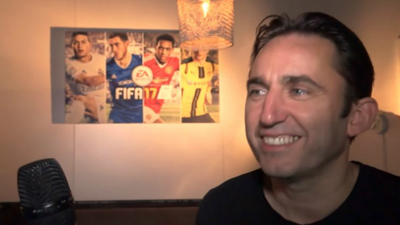 E3 2016: EA Sports Creative Director reveals new details about 'The Journey' in FIFA 17 / photo credit: GameReactorTV, YouTube