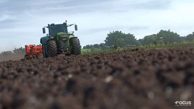 E3 2016: Farming Simulator 17 gets a new trailer