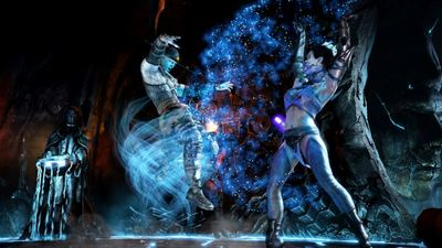 If Killer Instinct crossed with Mortal Kombat it would be an Xbox exclusive