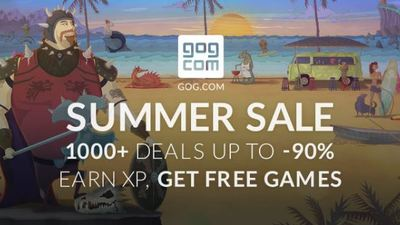 Last Call: The GOG.com Summer Sale is almost over!
