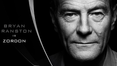 Bryan Cranston has been cast as Zordon in 'Power Rangers'