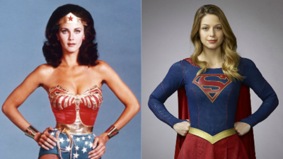 Lynda Carter joins the cast of CW's Supergirl