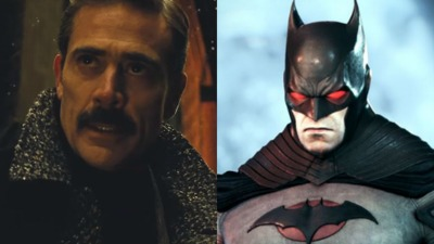 Jeffrey Dean Morgan is willing to play Flashpoint Batman