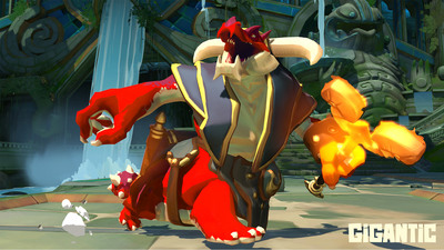 Stress test for Gigantic coming next week