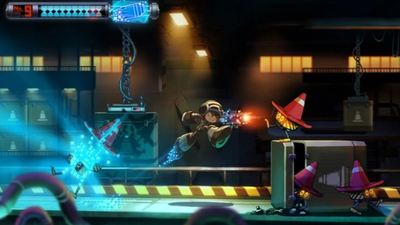 Mighty No. 9's credits are nearly 4 hours long