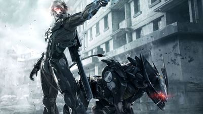 Platinum Games wants Metal Gear Rising on Xbox One's backwards compatibility, but it's not up to them