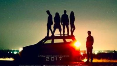 Lionsgate has released the first teaser poster for 'Power Rangers'
