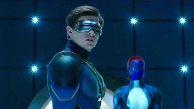 FOX has released the original concept art for Cyclops and Mystique in 'X-Men: Apocalypse'