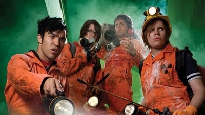 Fall Out Boy and Missy Elliot have dropped their cover of 'Ghostbusters'