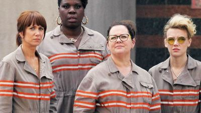 "New Ghostbusters hate is the ""greatest thing that ever happened,"" say Sony"