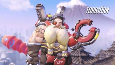 Because Torbjörn is 'utterly ruining' Overwatch on consoles, he is getting nerfed
