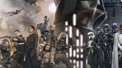 Rogue One: A Star Wars Story might not have the traditional opening crawl