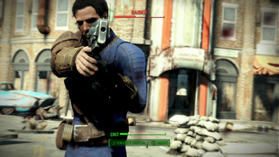 A Fallout 4 players has made a trash can into the ultimate weapon