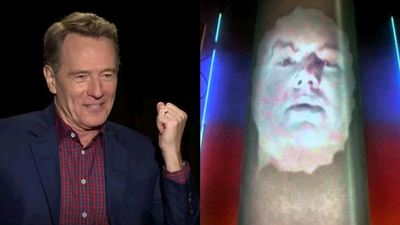 Bryan Cranston dishes on his role as Zordon in 'Power Rangers'