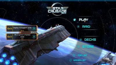Let's Play: Star Crusade