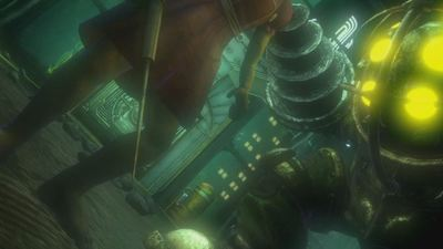 It looks like someone might be preparing a BioShock announcement